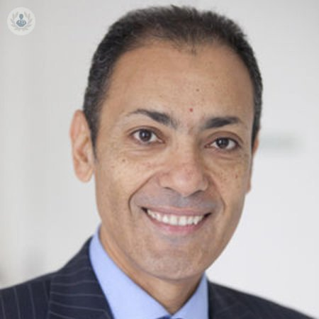 Professor Hesham Saleh