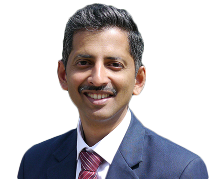 Mr Sharan Jayaram- Consultant ENT Surgeon