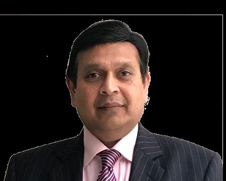 Professor Parag Singhal: endocrinologist in Taunton