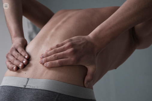 Types and causes of pain in the lower back | Top Doctors