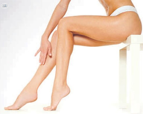 Tell women with beautiful legs are not