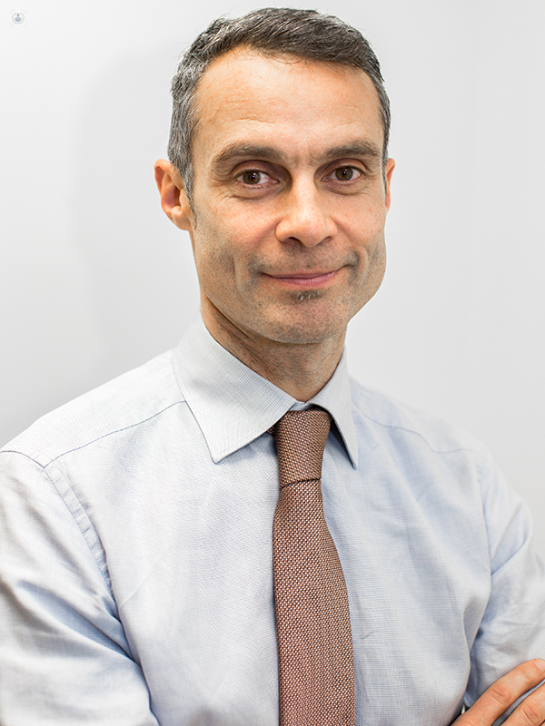Dr Patrick Kennedy: hepatologist in Central London