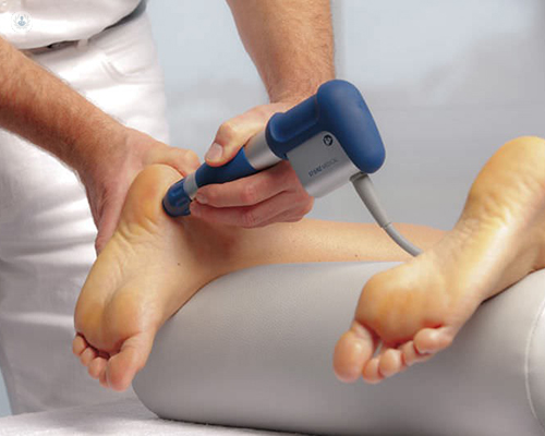 Shockwave Therapy How Is It Used To Treat Heel Pain