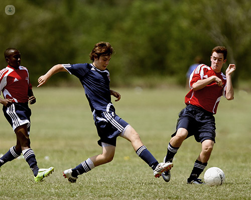 10 top tips to prevent sports injuries