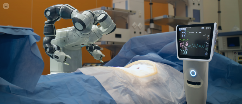 Robots And Colorectal Surgery