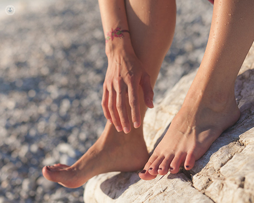 Foot and ankle arthritis what it feels like and how to treat it