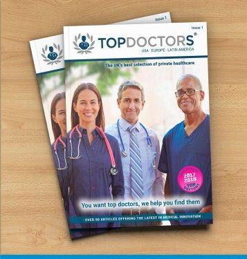 Top Doctors Magazine 2017-2018