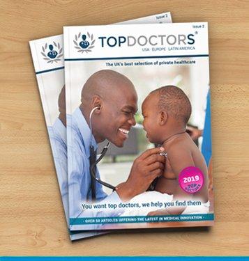 Top Doctors Magazine 2018-2019